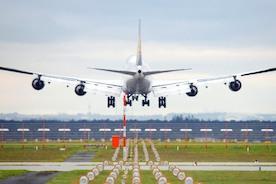 Аэропорт Франкфурта: йога перед вылетом