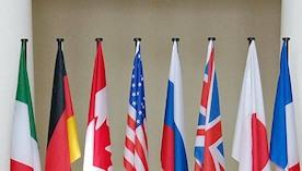 Штайнмайер: когда G7 станет G8?