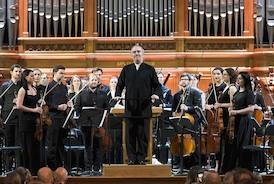 Маэстро Гергиев и Симфонический оркестр Российско-Немецкой Музыкальной Академии снова в Берлине