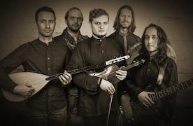 BERLIN ORIENTAL GROUP: восточная музыка в центре Европы