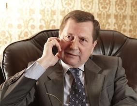 ПОЗДРАВЛЕНИЕ ПОСЛА РОССИИ В ФРГ С НОВЫМ 2012 ГОДОМ