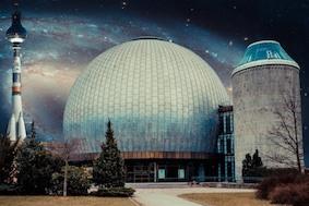 День космонавтики в Берлине