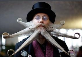 А кто в мире самый бородатый?