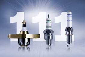 Свечам зажигания Bosch стукнуло 111 лет