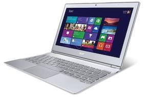 Сенсорные ноутбуки не пользуются спросом