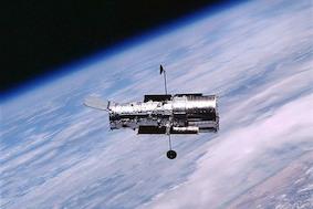 Hubble нашел воду в космосе