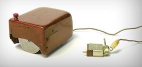 45 – компьютерная мышь перепрыгнула «бальзаковский возраст»