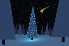 «Нарядили ёлку в праздничное платье»...