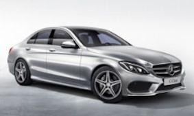 Mercedes-Benz C-class: первый автомобиль сошел с конвейера
