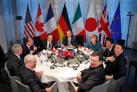G7 и ЕС: санкции могут быть расширены