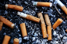 Сигаретные фильтры – угроза для природы?