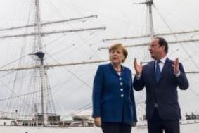 Германия-Франция: новые санкции против России