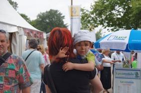 Фотолента Deutsch-Russische Festtage 2014 (автор BERLIN24.RU)