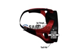 Очки виртуальной реальности от Samsung