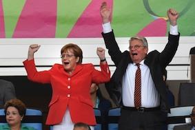 Ангела Меркель празднует юбилей!