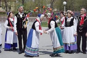 Ансамбль российских немцев «Begeisterung»
