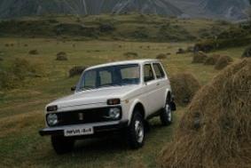 Lada Niva завоевывает немцев
