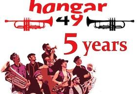 Hangar49: 5 лет глобальной сцене