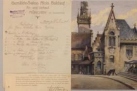 Картину Гитлера продадут на аукционе в Германии