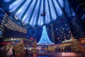 Рождество в Sony Center