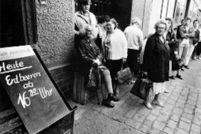 Выставка Томаса Билхарда «Повседневная жизнь в ГДР»