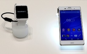 Sony создаст «умные» часы из электронной бумаги
