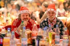 Рождественское чудо для немецких нищих
