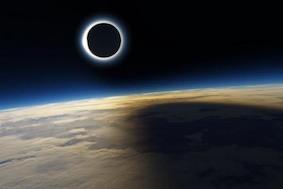 Видеотрансляция солнечного затмения