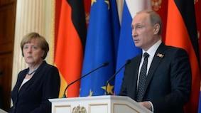 Ангела Меркель: я напоминаю, солдаты Красной армии освободили Берлин
