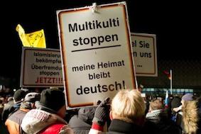МИД Германии: рост преступлений на национальной почве