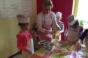 Кулинарный детский лагерь в Берлине готовится к своему четвертому сезону