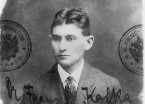 Франц Кафка под берлинским трибуналом