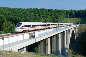 Поездом из Берлина в Мюнхен быстрее, но не дешевле