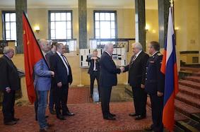 В Берлине отметили День Защитника Отечества