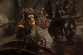 В Германии состоялась премьера полнометражного фильма «Гофманиада»