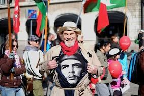1 мая в Берлине: Торжества и протесты? Совместить