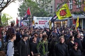 Первомайский итог — наша полиция нас бережёт