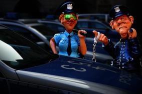 В пятницу и субботу федеральная полиция проводит обыски пассажиров в S-Bahn