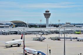 Что произошло в аэропорту Мюнхена?