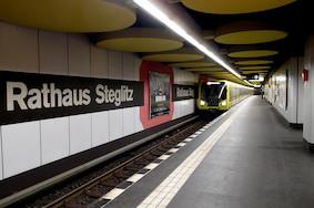 Летние каникулы в берлинском метро