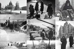 Берлин отмечает 75-ю годовщину полного освобождения Ленинграда от фашистской блокады