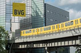 BVG подарит Берлину 90 деревьев в честь своего юбилея