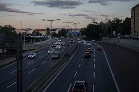 Сенат Берлина и автомобильные пробки по пути в новый аэропорт