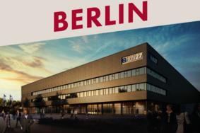 «hub27» в выставочном центре «Messe Berlin»