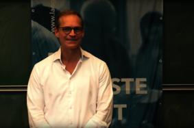 беседа бургомистра Берлина Michael Müller с жителями города