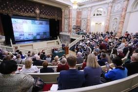 Берлин. XIII Международный петровский конгресс «Россия и Германия в эпоху Петра Великого