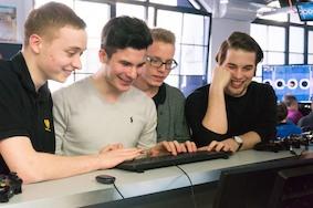 Объединение двух известных учебных заведений игровой индустрии Германии