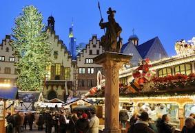 Рождество и Новый год во Франкфурте