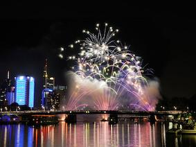 Новый год на немецком Манхэттене