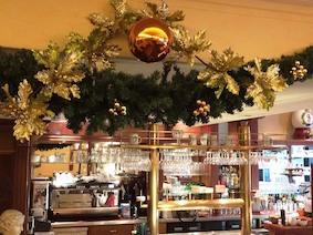Рождество и Новый год в ресторане Nante-Eck